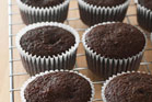 Mini OREO Surprise Cupcakes - Step 5
