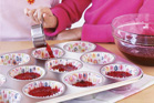 Chocolate Cherry JIGGLER® Cups - Step 5