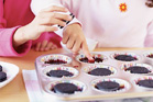 Chocolate Cherry JIGGLER® Cups - Step 6 & 7