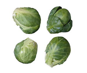 Seasonal Produce: Brussels Sprouts