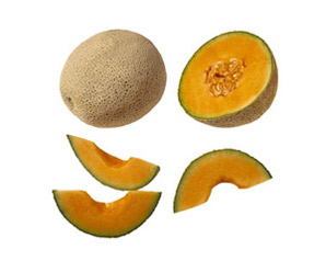 Seasonal Produce: Cantaloupe