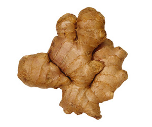 Seasonal Produce: Ginger