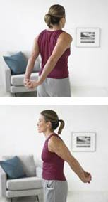 Stretching the Chest