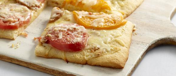 Heirloom Margherita Pizza