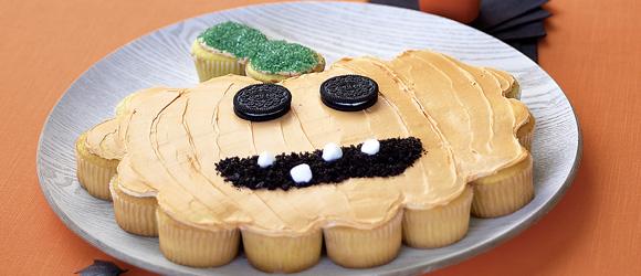 Jack-o'-Lantern 'Cake'