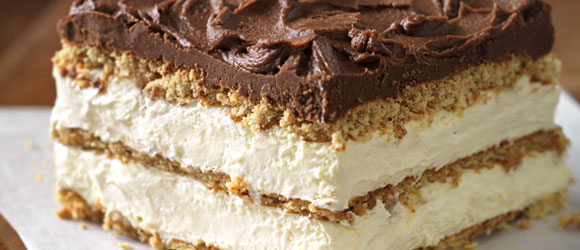 Graham Cracker Éclair 'Cake'