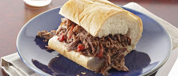 Italian Beef Recipe for Sandwiches