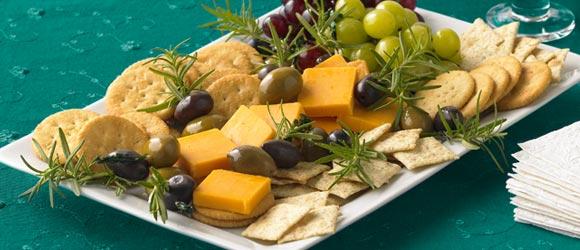 Wine and Cheese Math