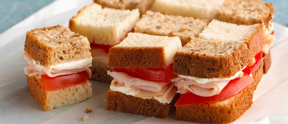 10 Easy Ideas for School Lunches