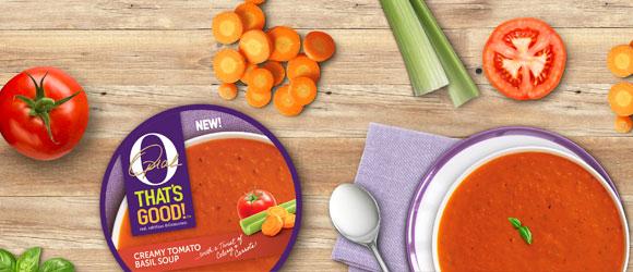 O That's Good Tomato Basil Soup