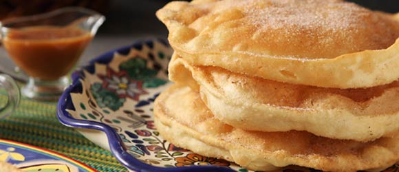 Buñuelos Recipe
