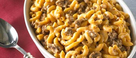 VELVEETA® Cheeseburger Macaroni