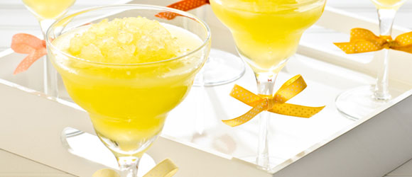 Citrus Margarita Cooler Mocktail