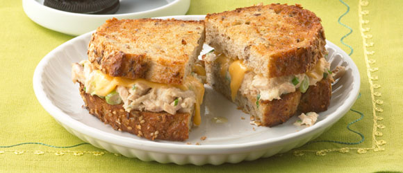 Grilled Tuna Melt