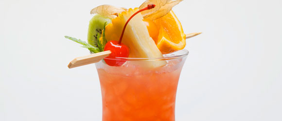 Orange Breeze Mocktail