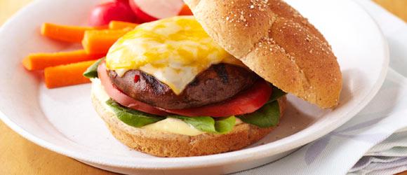 Portobello 'Burgers'