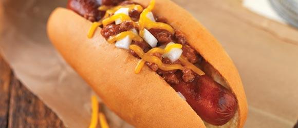 Easy Chili Dog
