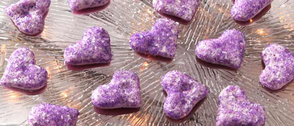 Heart-Shaped Marshmallow Gummies