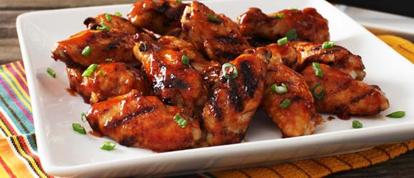 Spicy BBQ Chicken Wings Recipe