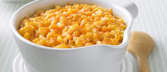 Super Cheesy Baked Macaroni & Cheese