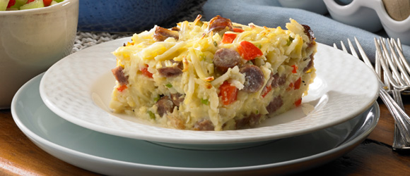 Hash Brown Breakfast Casserole