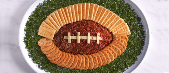 Game Day Food Ideas That Score a Touchdown
