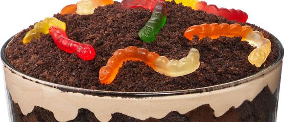 Dirt 'Cake' Recipe
