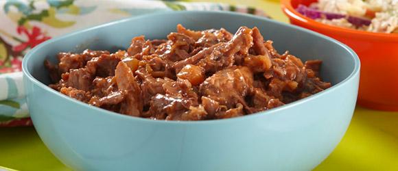 Hawaiian Pork Grill Foil Pack