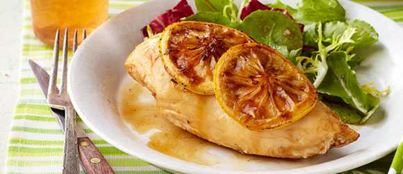 Lemon & Garlic Chicken