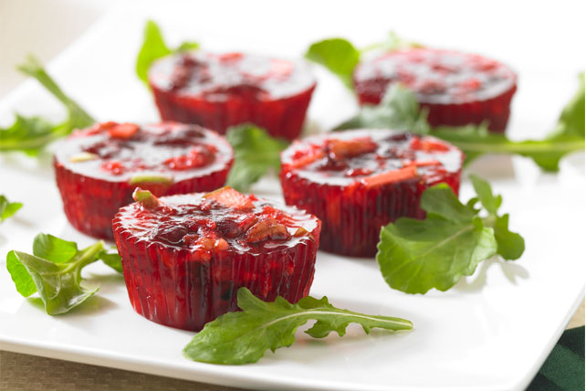 Cranberry-Pineapple Minis