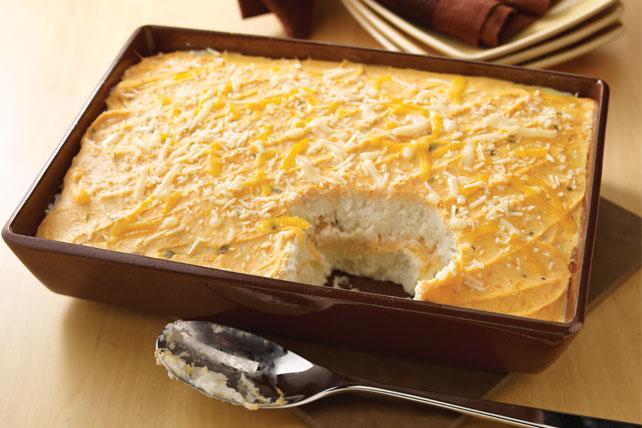 Mashed Potato Layer Bake