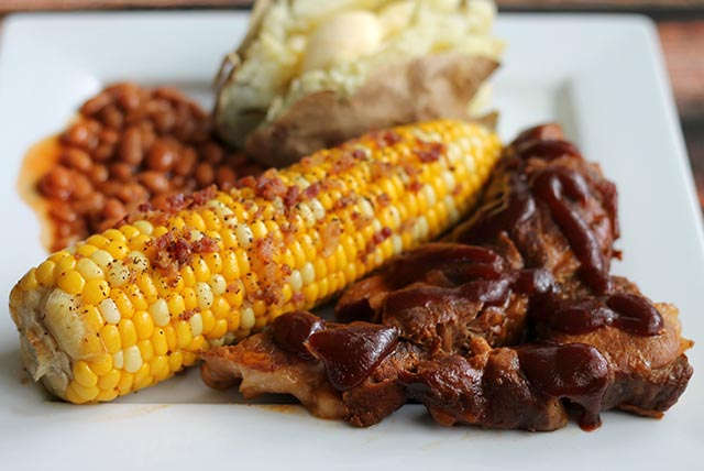 Easy Slow Cooker Country Style Ribs