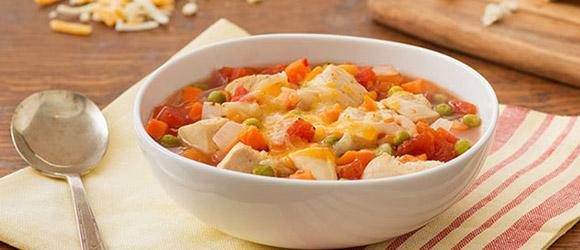 Fiesta Chicken Soup Recipe