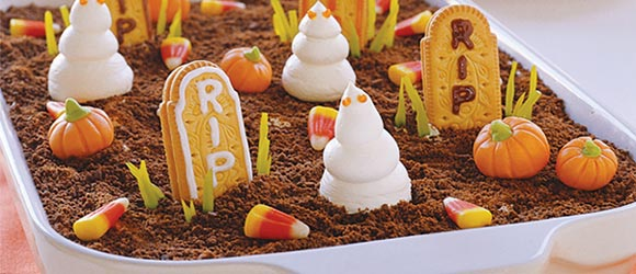 15 Fun Halloween Desserts for Kids and Adults