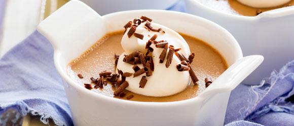 Mocha Creme Caramel Cups