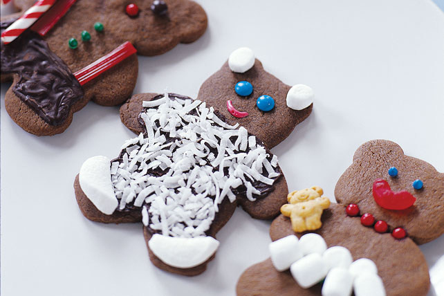 Kids Can Cook: Chocolate Holiday Bears