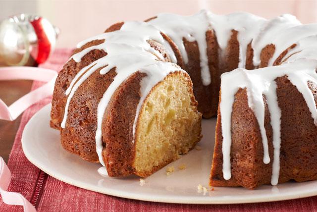 Washington Apple Cake