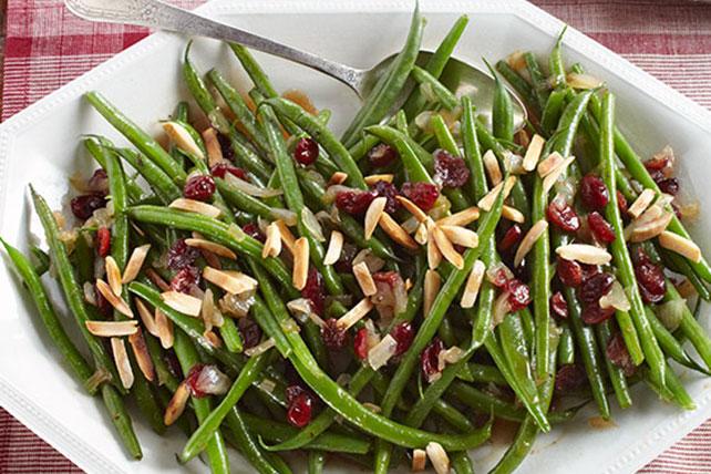 Balsamic-Glazed Green Beans