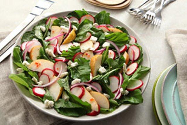 Zesty Radish Salad