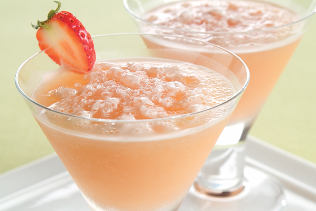 Strawberry Kiwi Mock Margarita