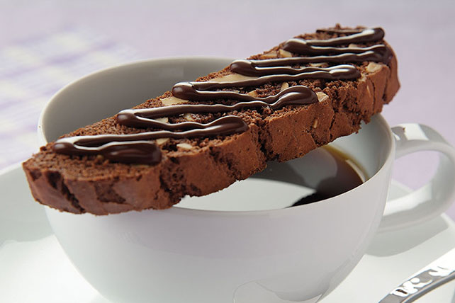 Chocolate-Almond Biscotti