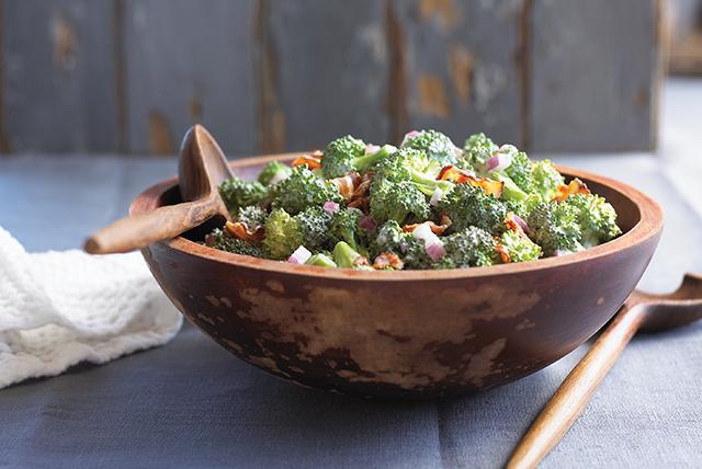 Tangy Broccoli Salad