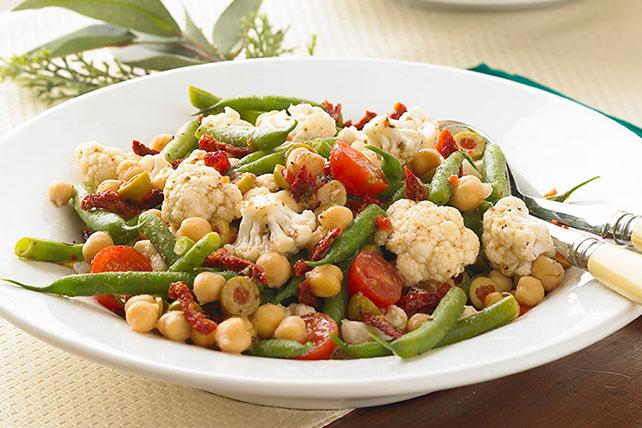 Italian-Marinated Vegetable Salad