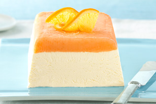 Cooking 101: Frosty Orange Creme Layered Dessert