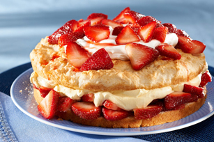 Simply Sensational Strawberry Shortcake
