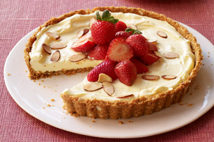 Vanilla-Almond Fruit Tart