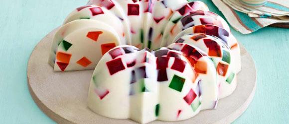 Recetas de gelatinas kraft