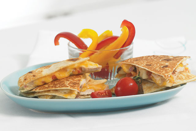Kids Can Cook: Quick Quesadillas