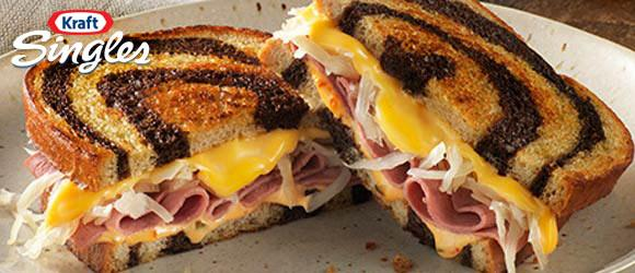 10 Best Grilled Cheese Sandwich Recipes with KRAFT Singles