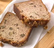 Banana Nut Bread of Stars